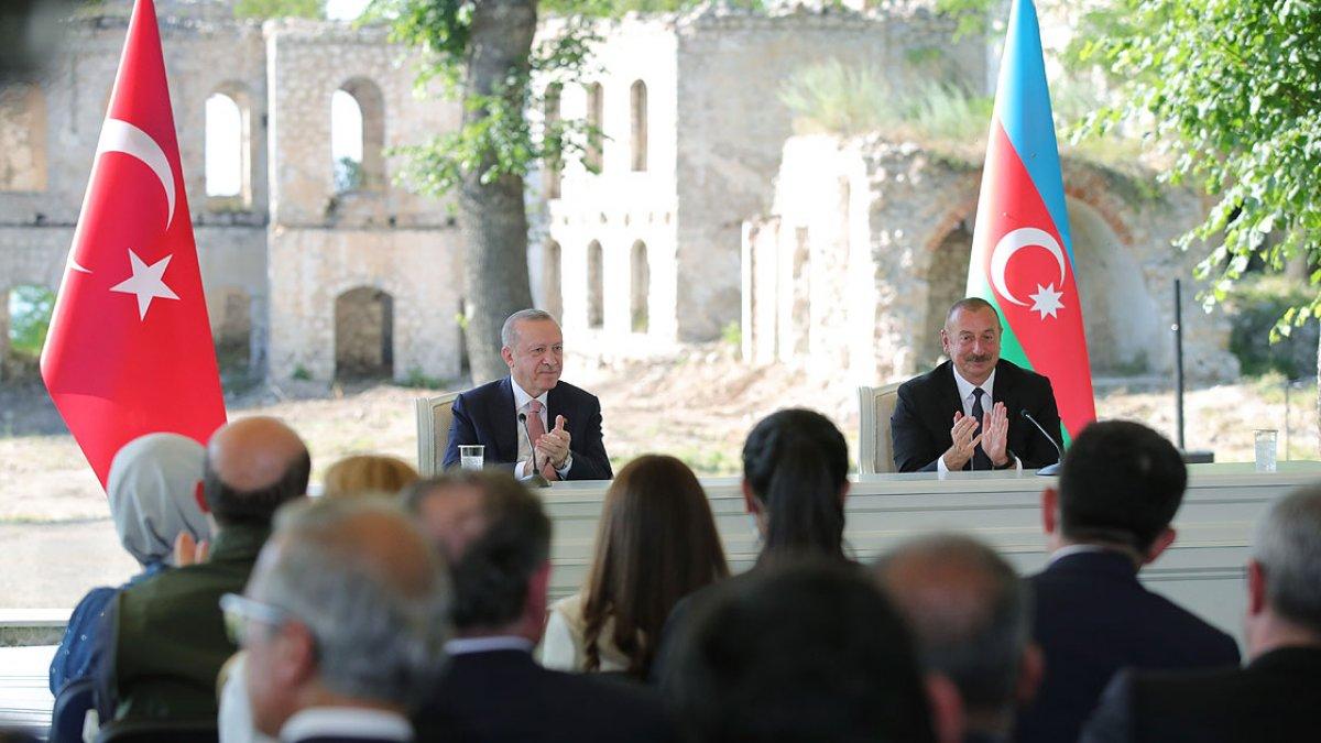 Erdoğan ile Aliyev anlaştı: Şuşa Beyannamesi nedir, maddeleri neler? #1
