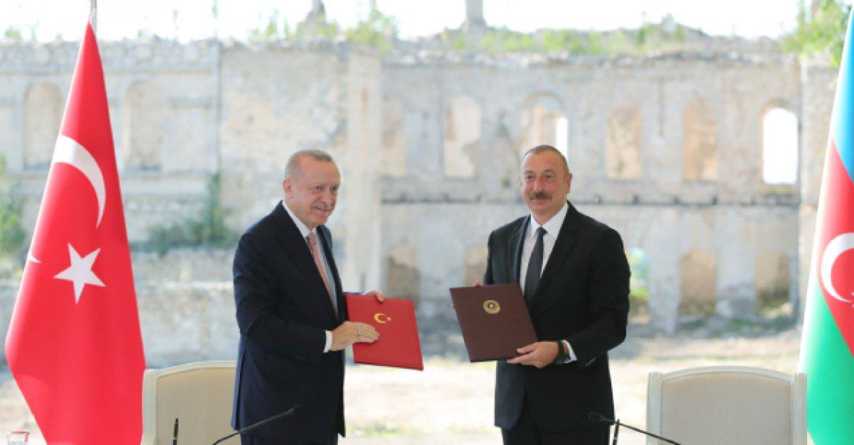 Erdoğan ile Aliyev anlaştı: Şuşa Beyannamesi nedir, maddeleri neler? #2