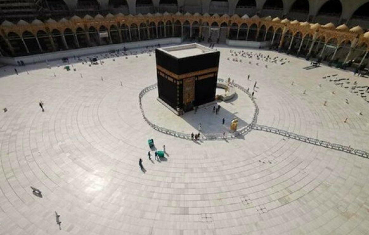 Suudi Arabistan bu yıl da hac için izin verilmeyeceğini duyurdu #5