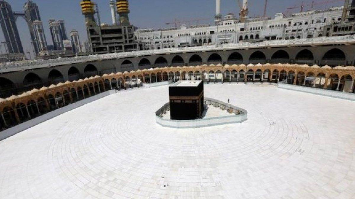 Suudi Arabistan bu yıl da hac için izin verilmeyeceğini duyurdu #3