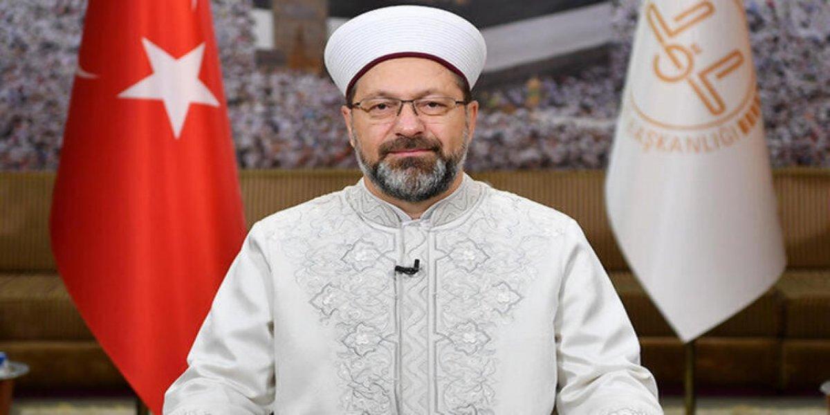 Ankara Barosu Başkanı ve yönetim kurulu hakkında Ali Erbaş a hakaretten iddianame  #1
