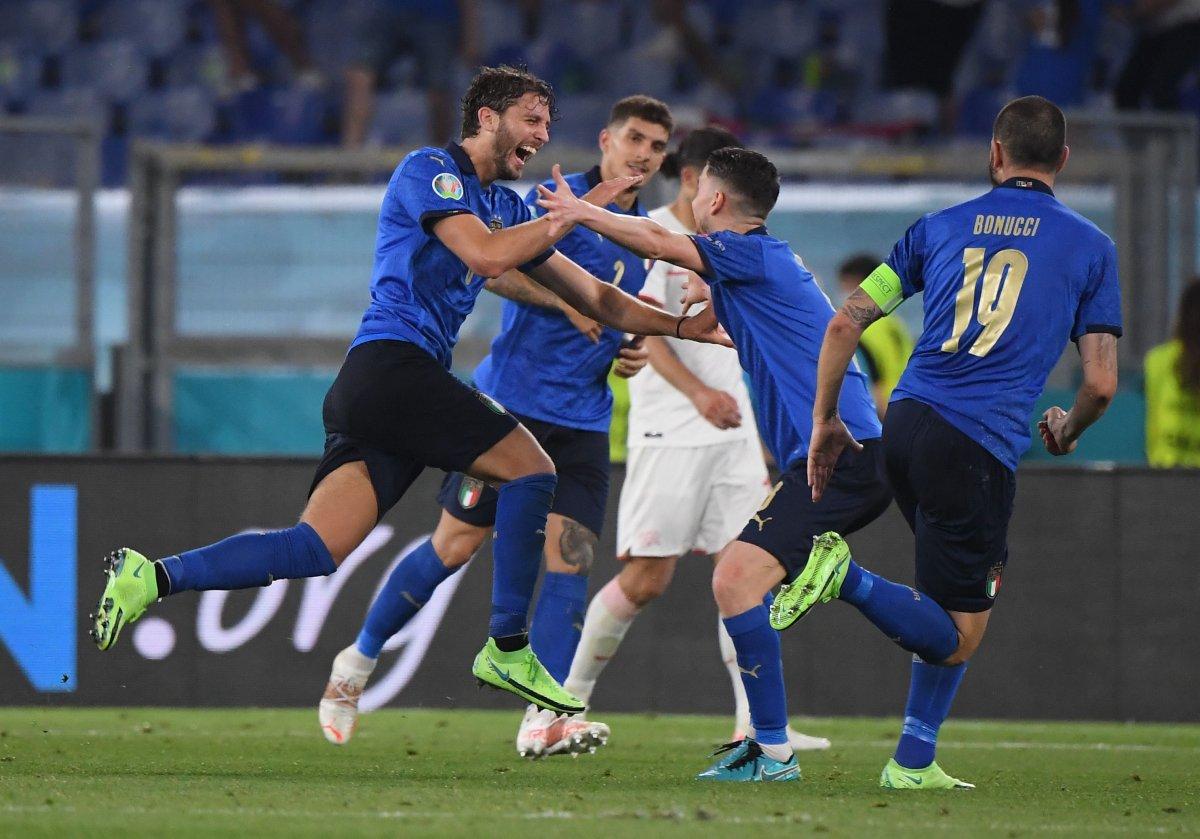 İtalya, İsviçre yi de mağlup etti #2