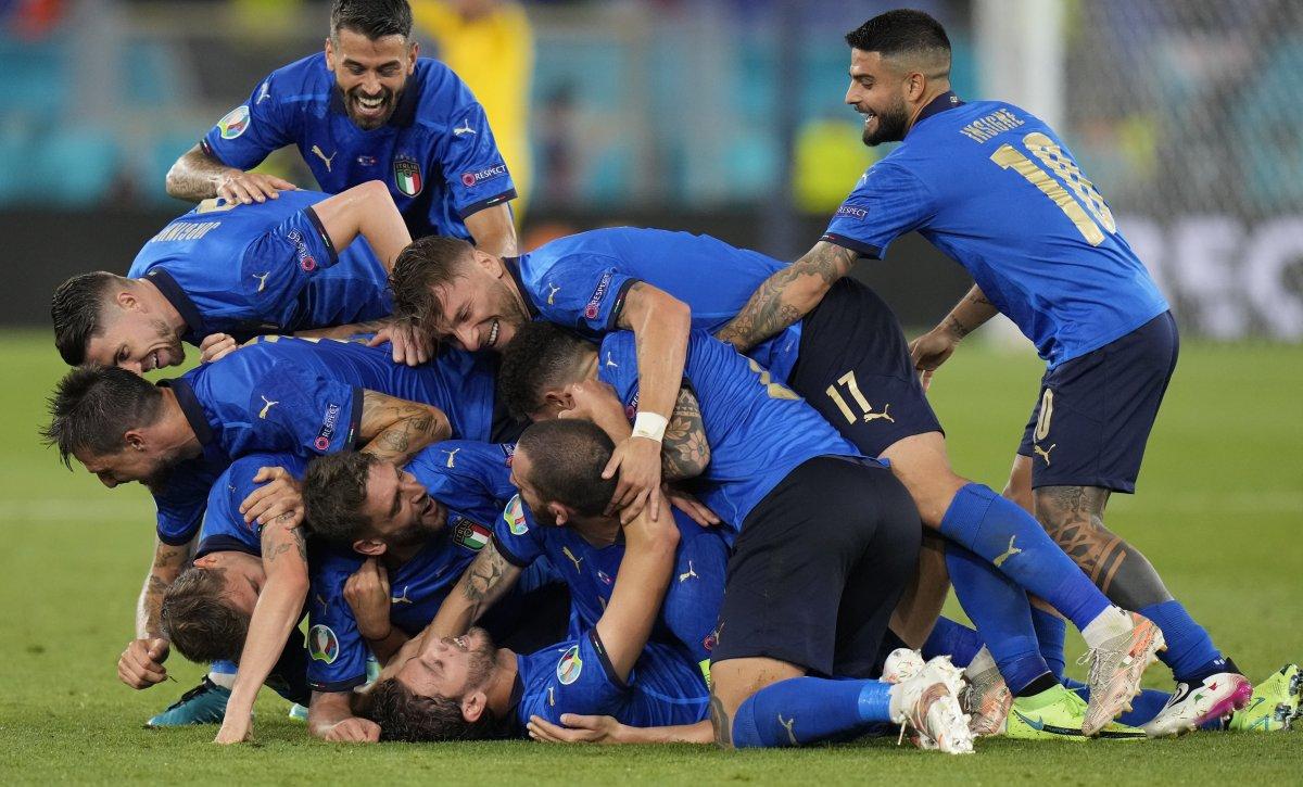 İtalya, İsviçre yi de mağlup etti #1