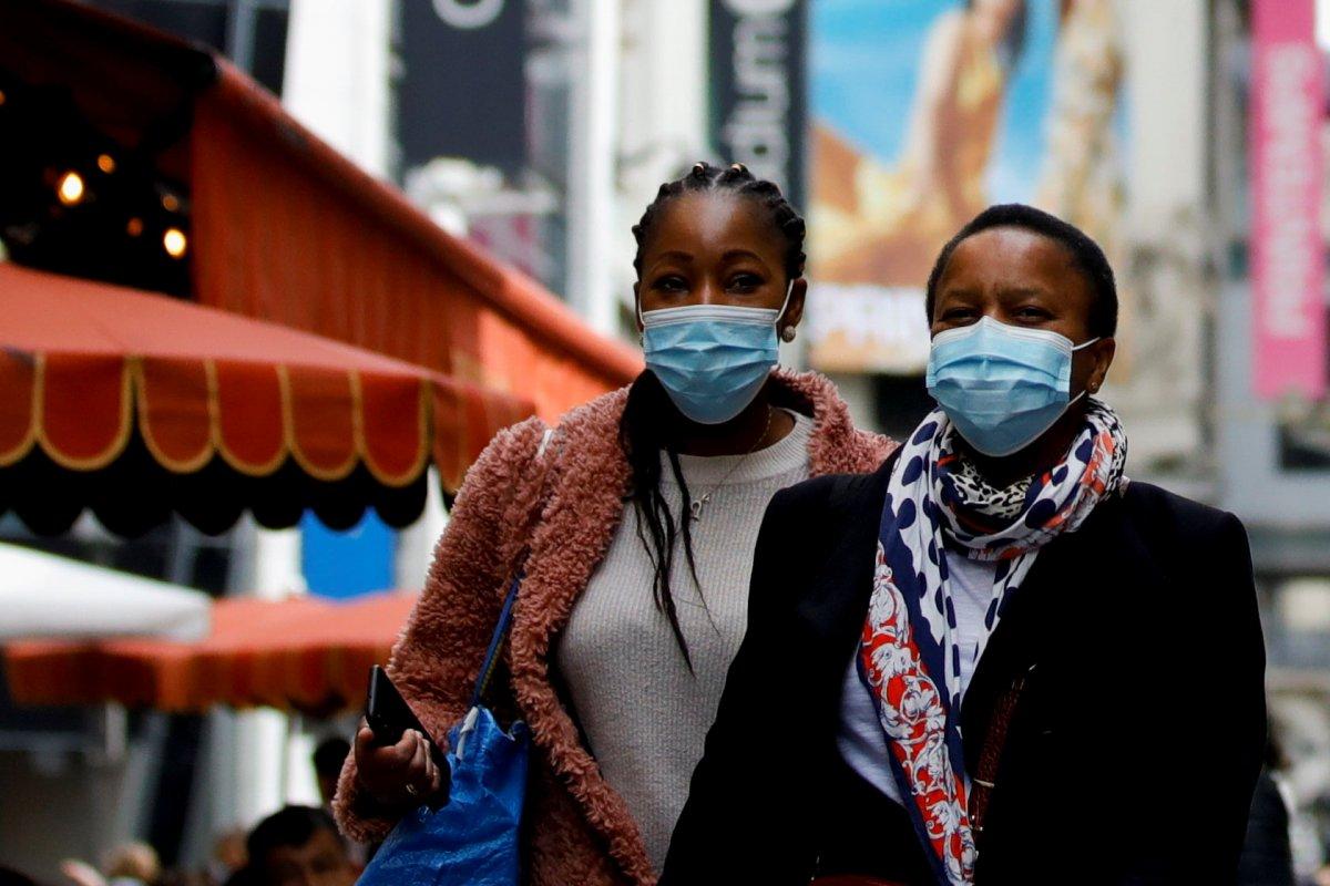 Fransa da maske zorunluluğu kaldırılıyor  #4