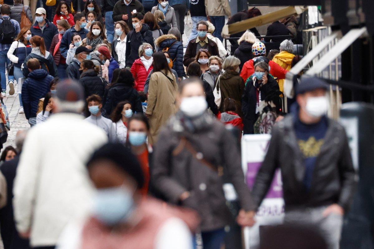 Fransa da maske zorunluluğu kaldırılıyor  #7