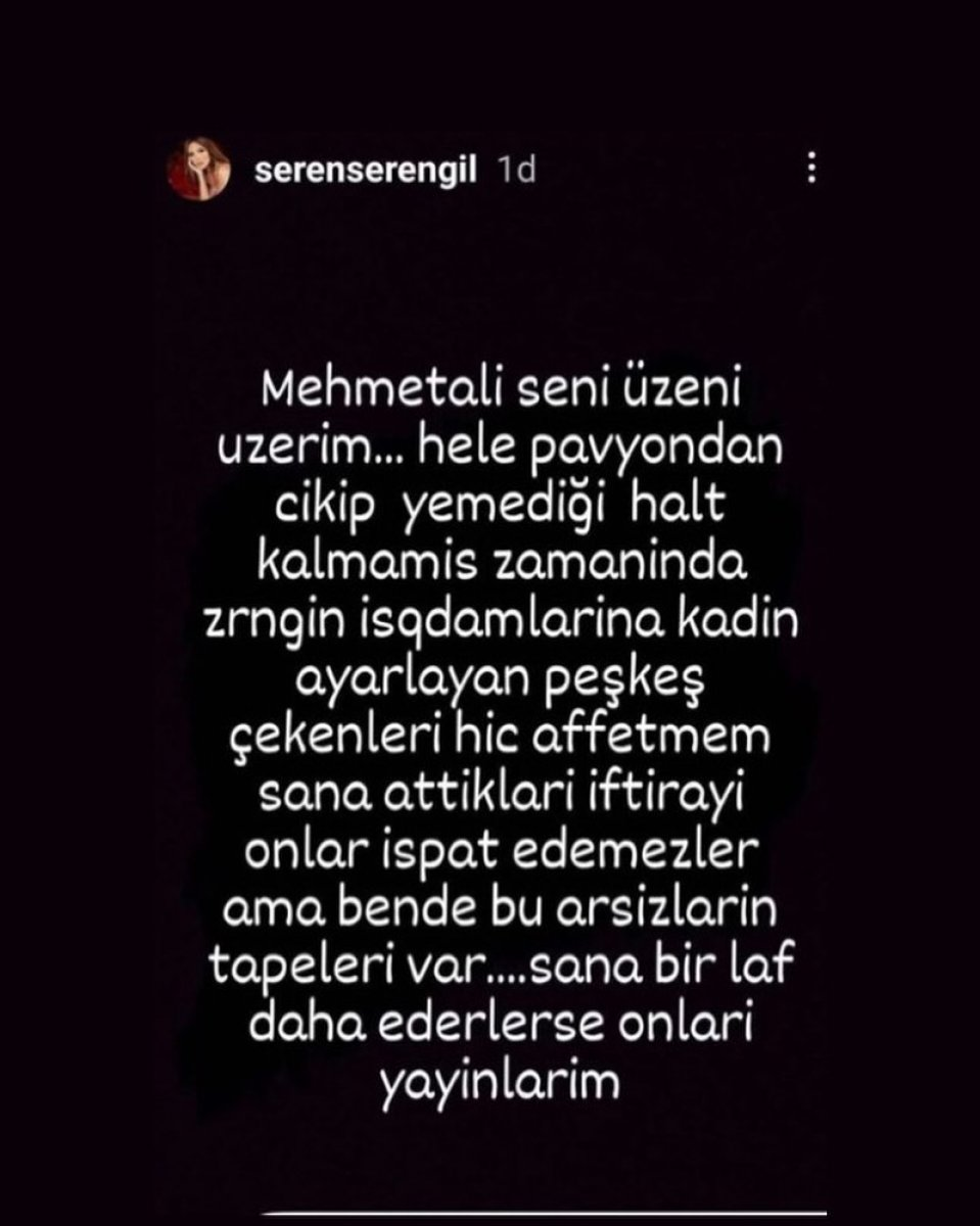 Mehmet Ali Erbil'den Seda Sayan ın tecavüz suçlamasına yanıt #3