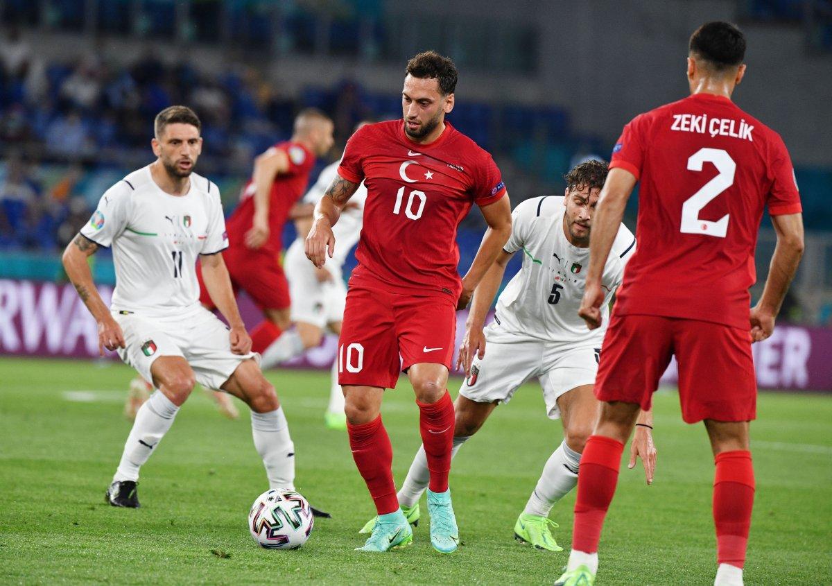 Türkiye-Galler maçı muhtemel 11 leri #1