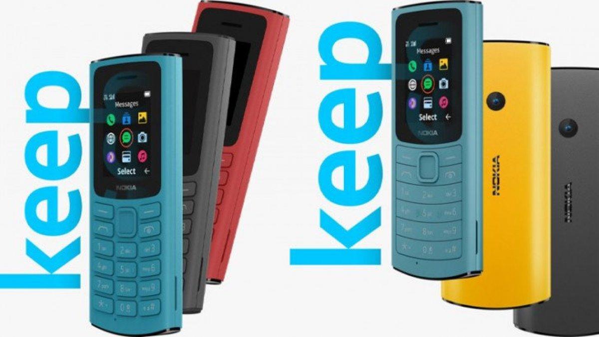 Nokia dan uygun fiyatlı iki yeni tuşlu telefon: 105 ve 110 #1