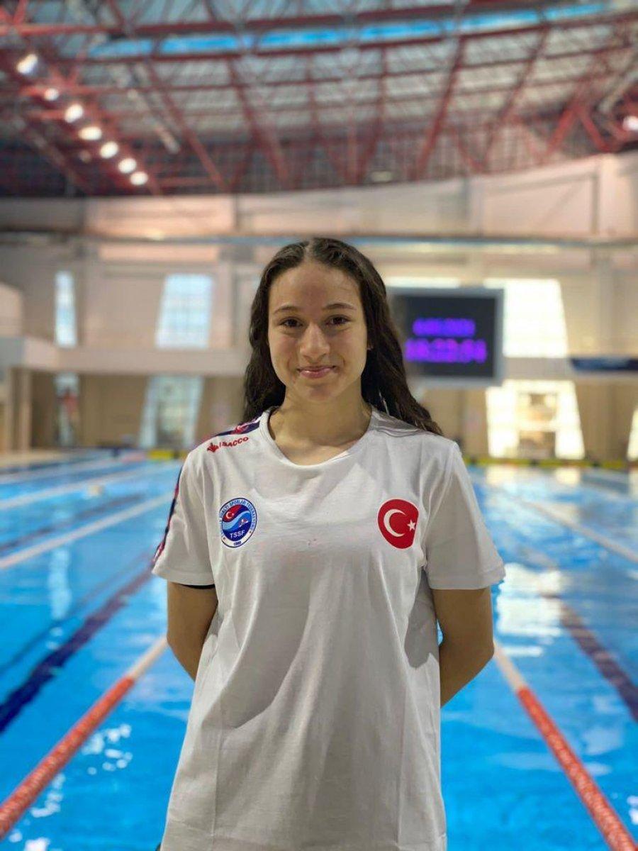 Paletli Yüzme Genç Milli Takımı İtalya da dünya şampiyonu #9