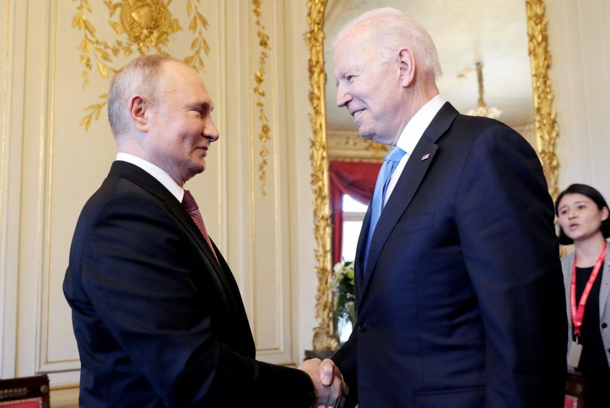 Joe Biden ve Vladimir Putin in görüşmesi başladı #4