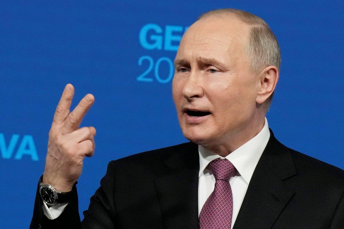 Putin den  katil  ifadesine yönelik: Bu açıklamalar beni tatmin etti  #1