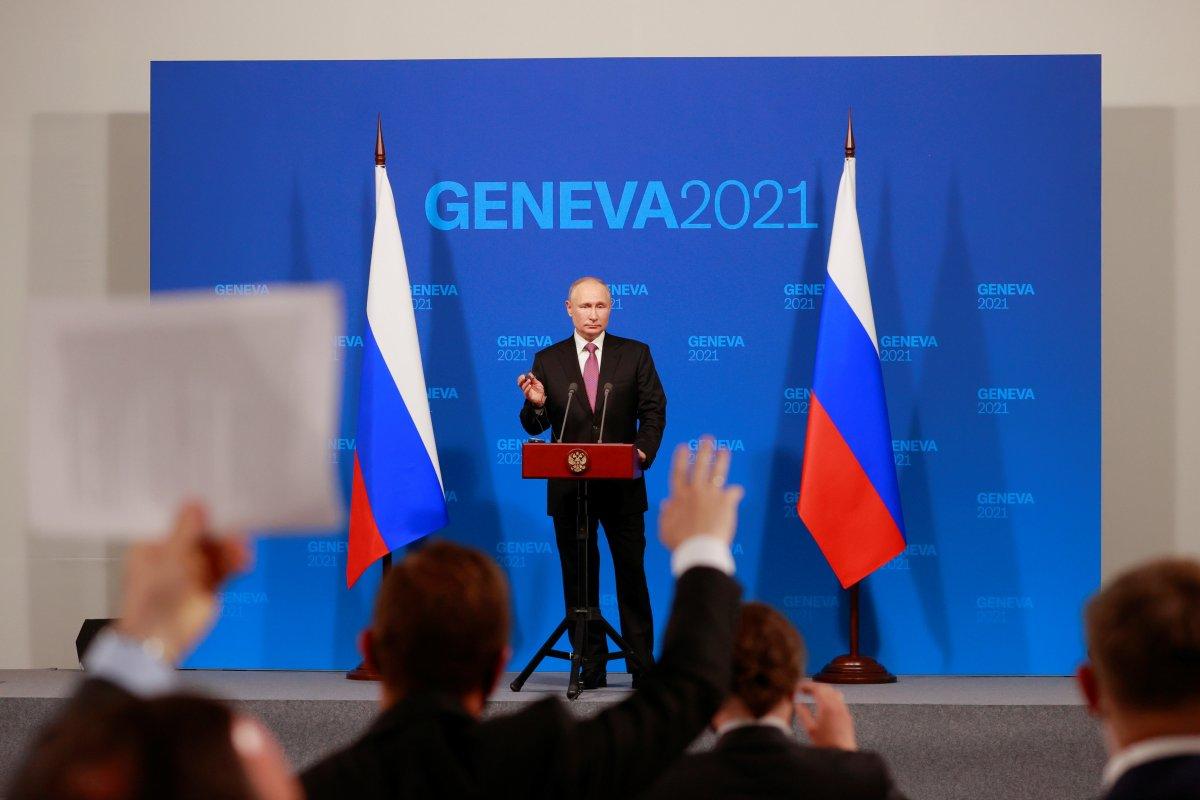 Vladimir Putin den Joe Biden görüşmesi sonrası ilk açıklama  #1