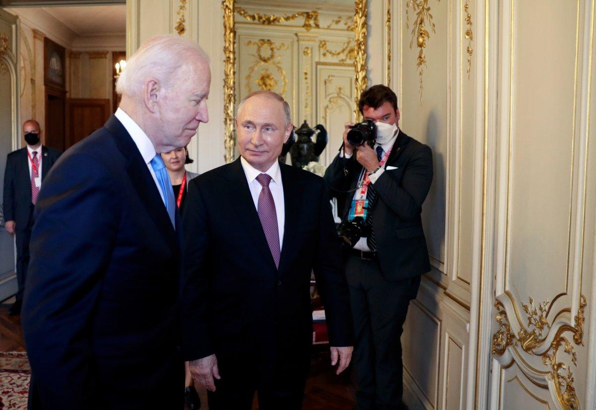 Vladimir Putin den Joe Biden görüşmesi sonrası ilk açıklama  #2