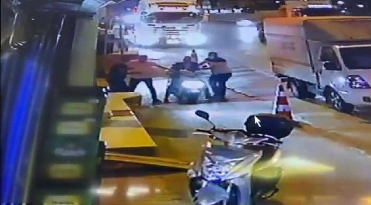 Çekmeköy de uyuşturucu satışına polis baskını  #2