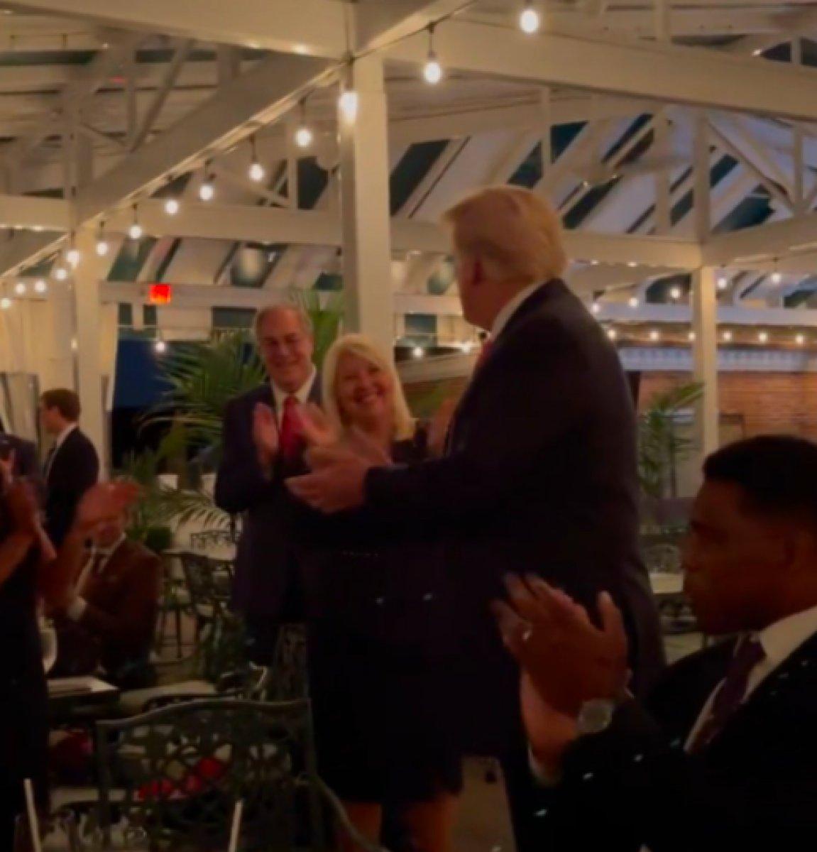 Melania Trump, Donald Trump ın doğum günü partisine katılmadı #3