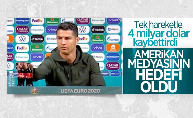 Fox News, Ronaldo'yu hedef aldı