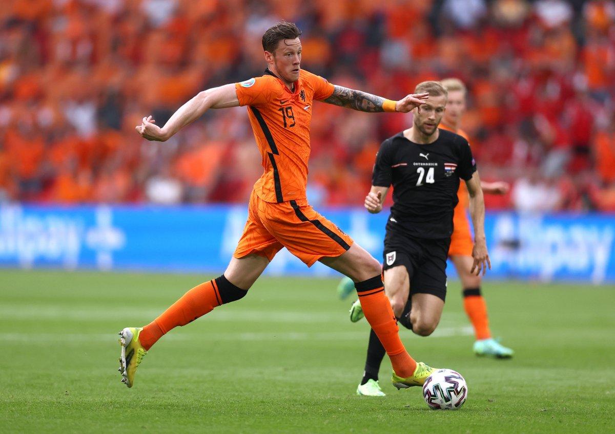Hollanda, Avusturya yı mağlup etti #1