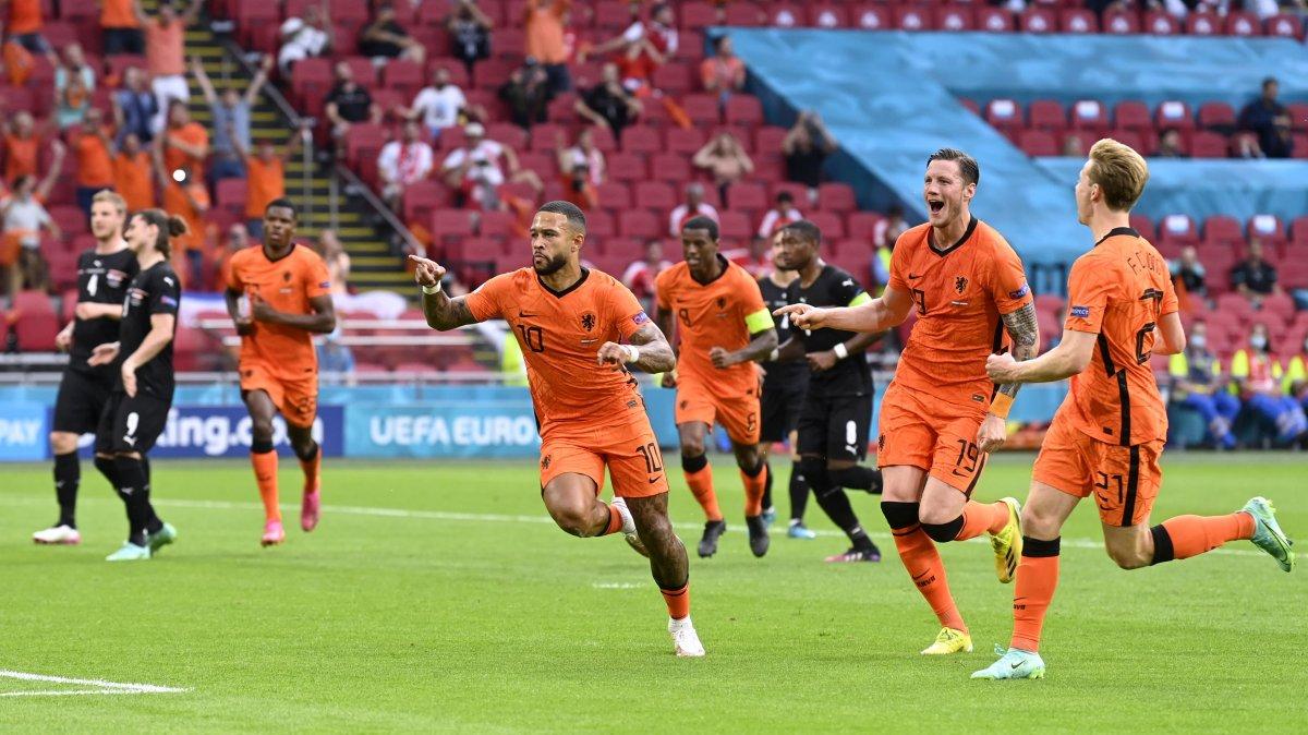 Hollanda, Avusturya yı mağlup etti #2