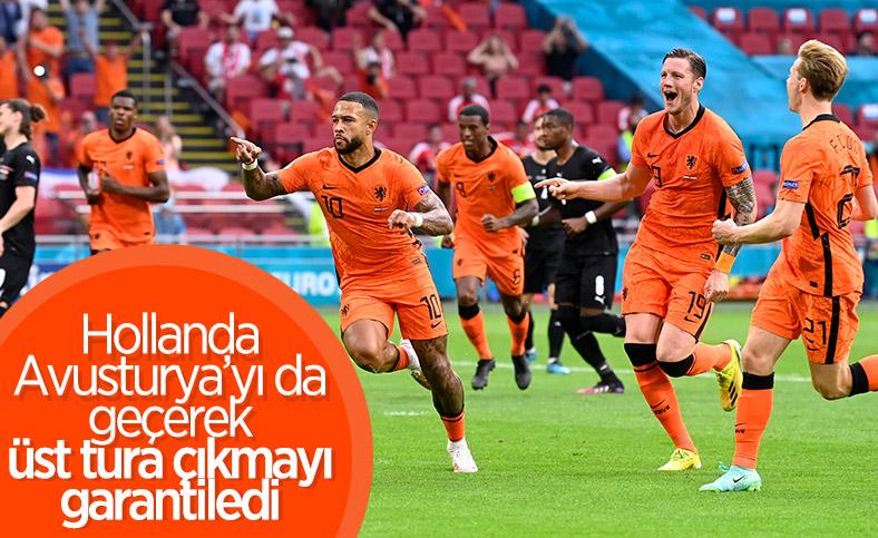 Hollanda, Avusturya'yı mağlup etti