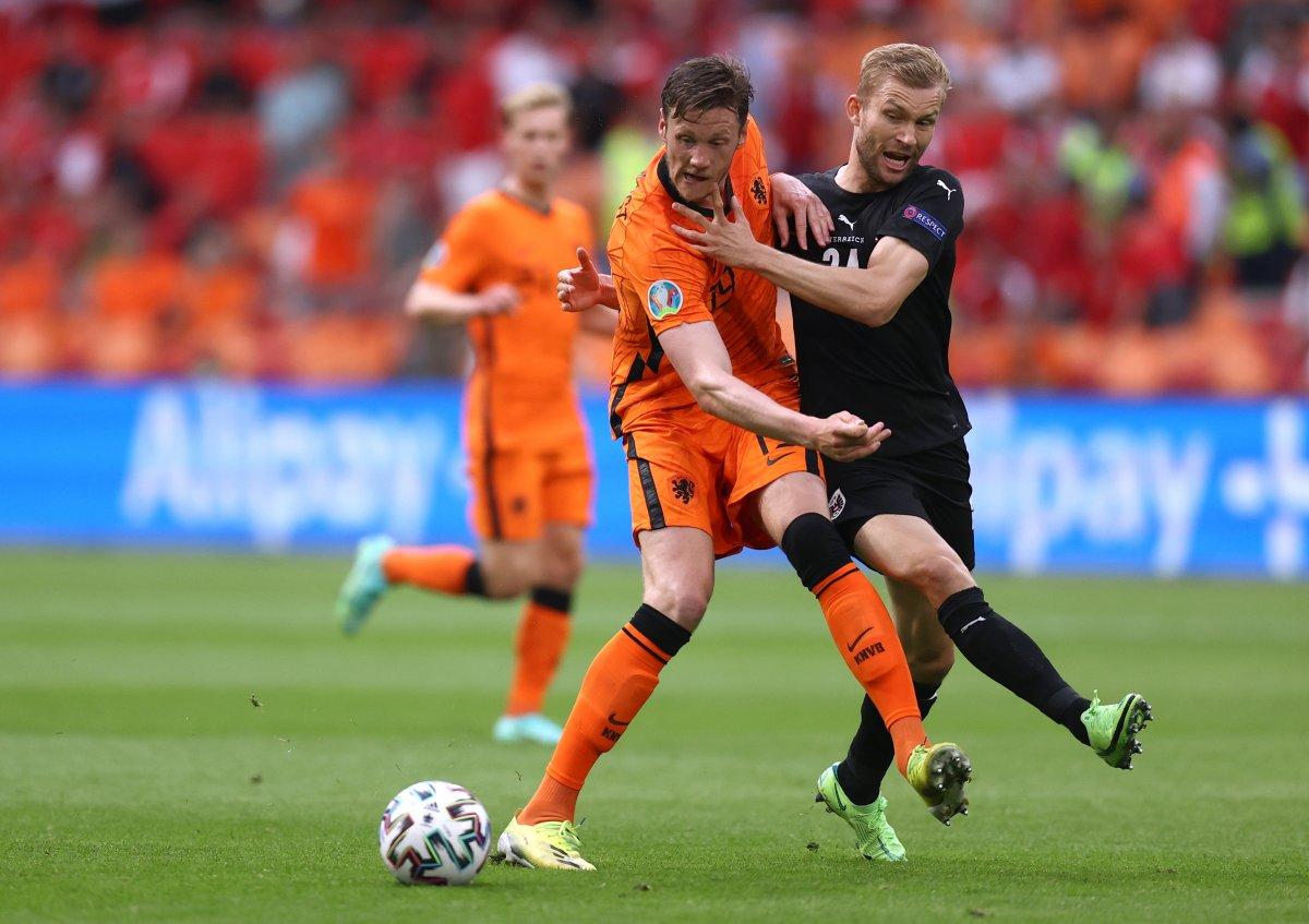 Hollanda, Avusturya yı mağlup etti #3