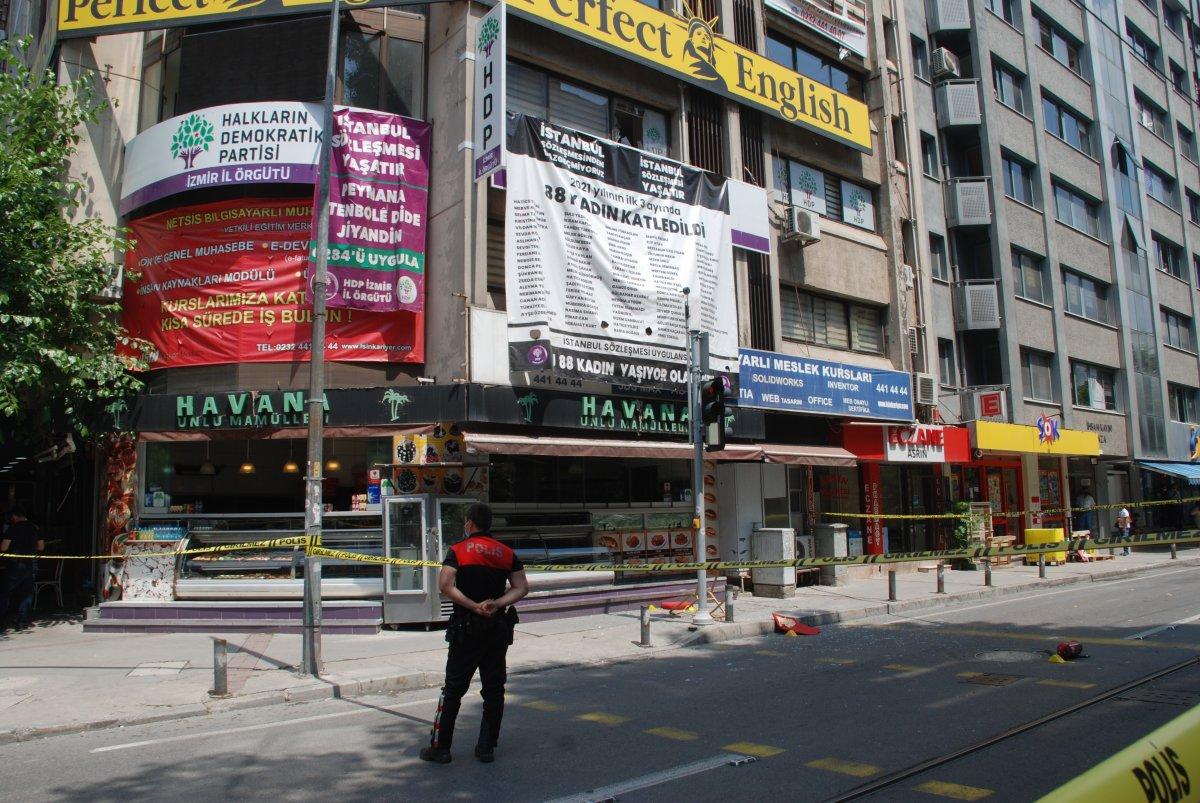 HDP İzmir il binasında silahlı saldırı #2