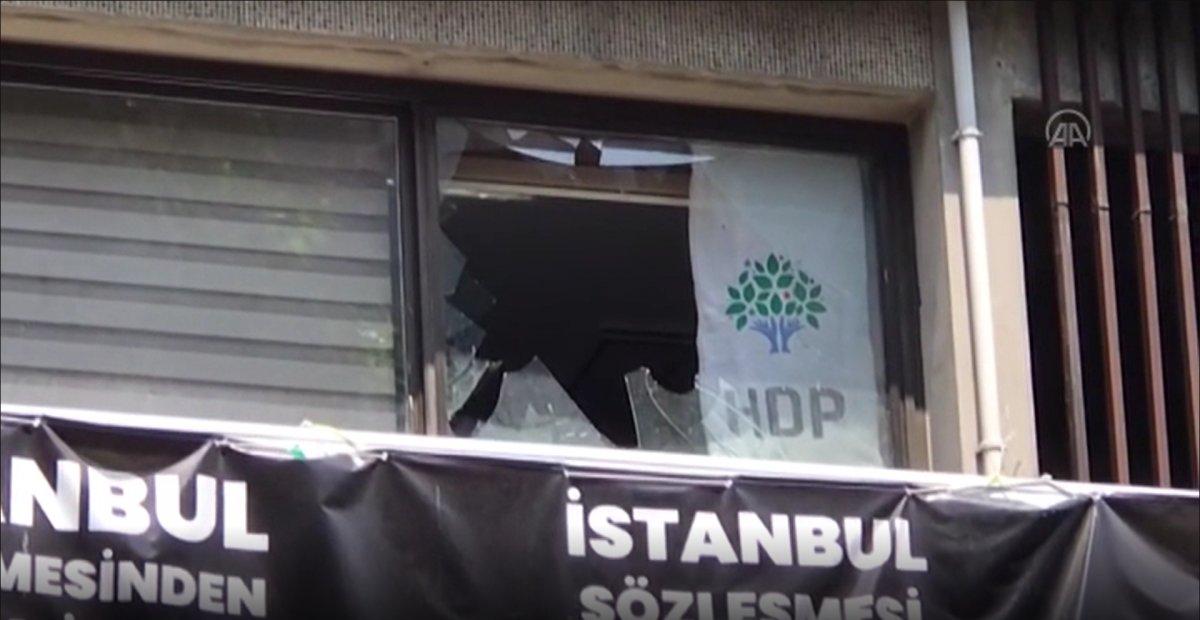 HDP İzmir il binasında silahlı saldırı #6