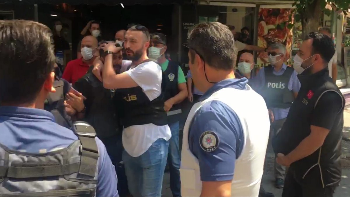 İzmir deki saldırı öncesi şüphelinin görüntüleri  #4