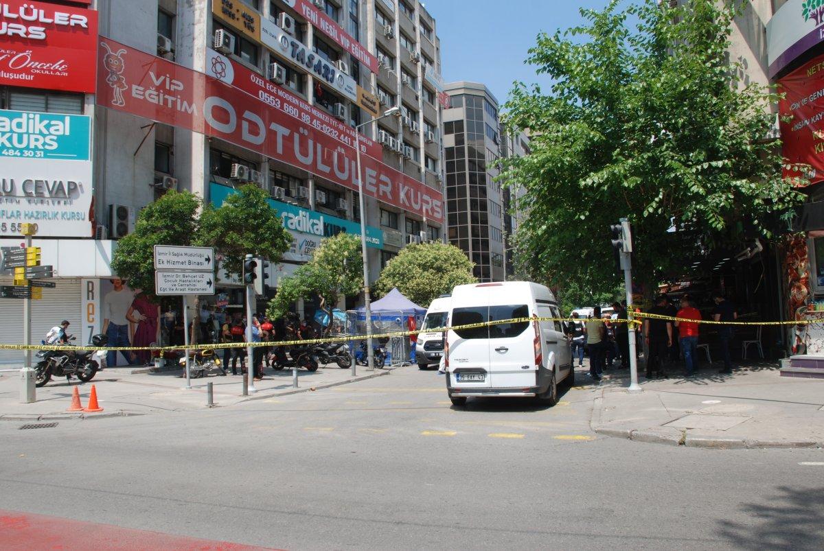 HDP İzmir il binasında silahlı saldırı #3