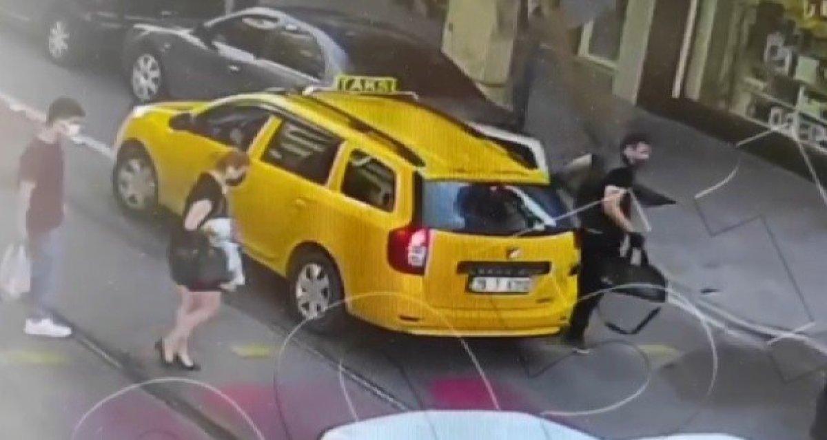 İzmir deki saldırı öncesi şüphelinin görüntüleri  #2