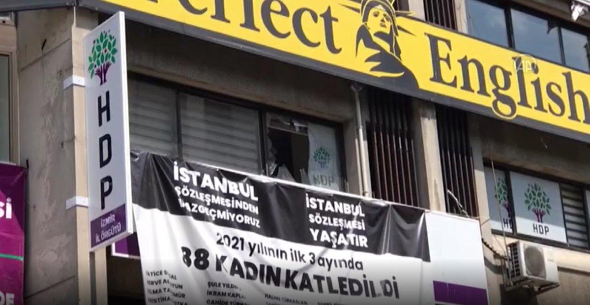 HDP İzmir il binasında silahlı saldırı #7