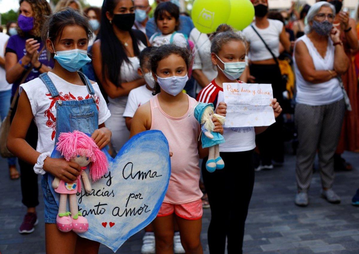İspanya da kan donduran çifte cinayet: İki kızını öldürüp okyanusa attı #6