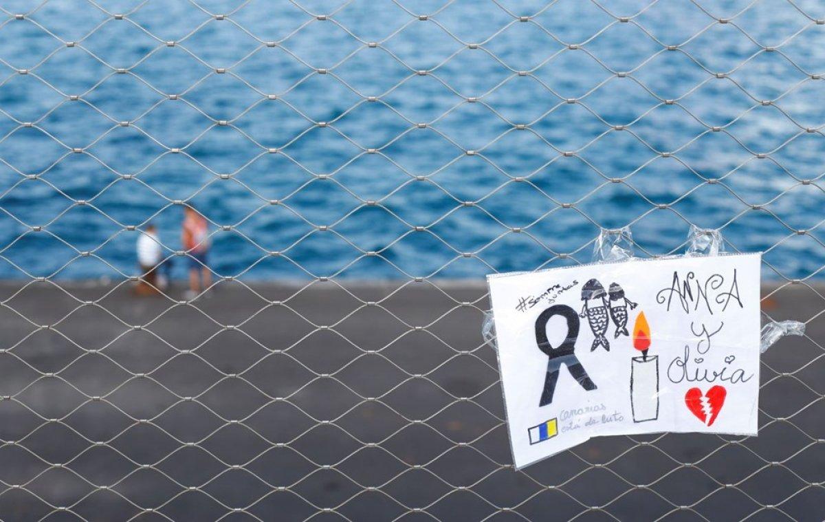 İspanya da kan donduran çifte cinayet: İki kızını öldürüp okyanusa attı #2