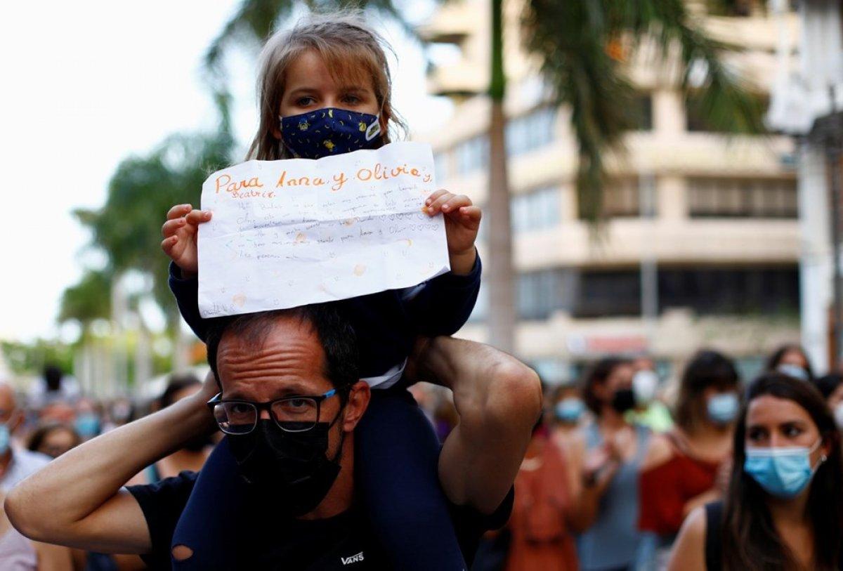 İspanya da kan donduran çifte cinayet: İki kızını öldürüp okyanusa attı #5