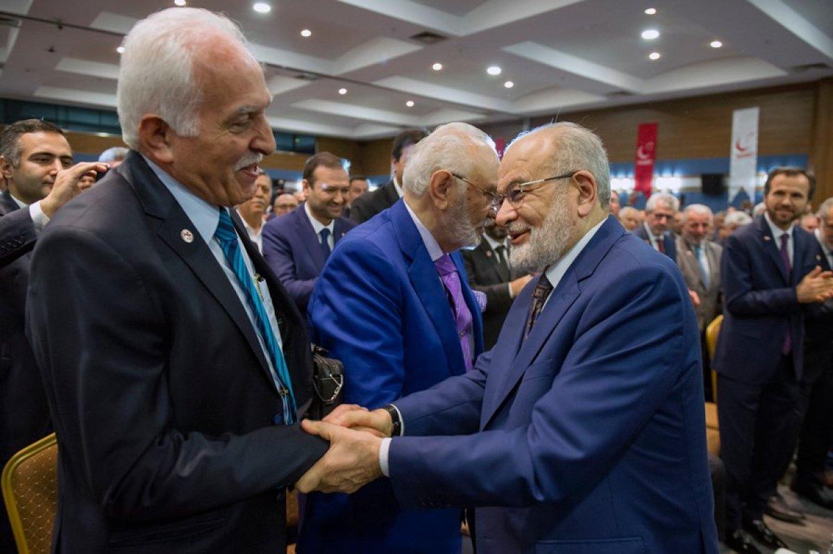 Mustafa Kamalak: Saadet Partisi Cumhur İttifakı na katılırsa felaket olur #2