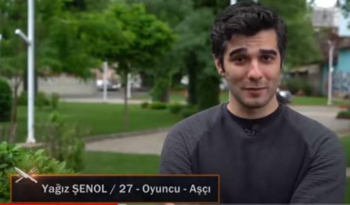 Şef Akademi yarışmacısı Yağız kimdir? Yağız Şenol hakkında bilgiler... #1