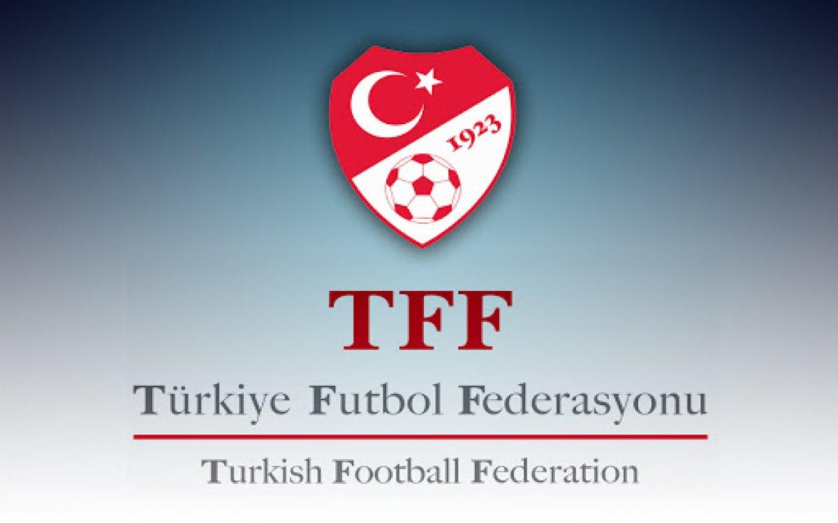 TFF, profesyonel liglerdeki takım sayılarını ve yürürlükteki hususları açıkladı #1