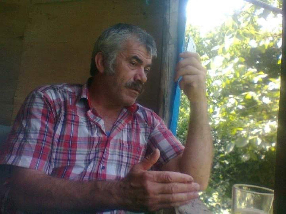 Zonguldak ta bir kişi, yıkım yaparken duvarın altında kaldı #2