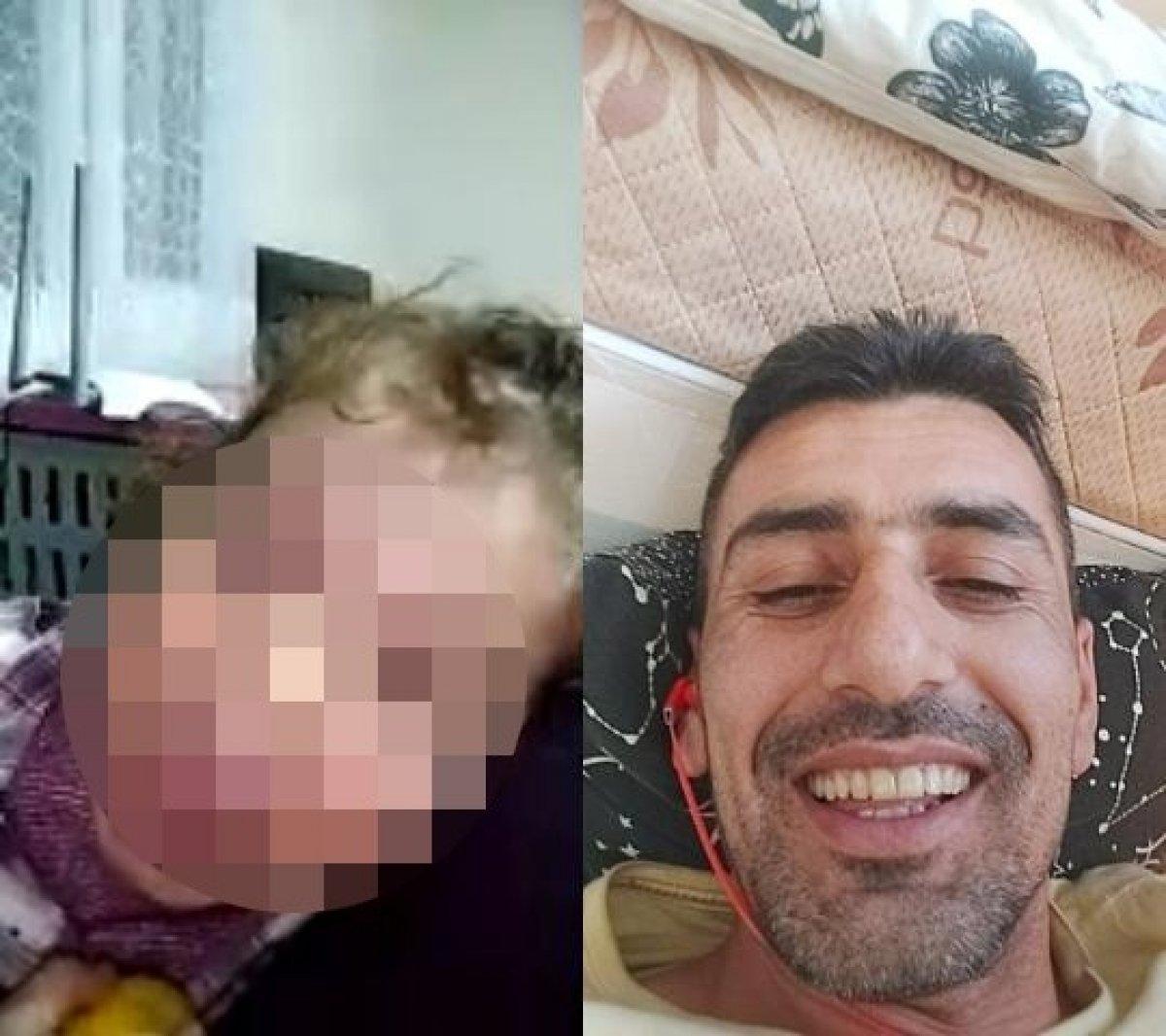 Kayseri de çocuğu işkence gören babanın açıklamaları #3