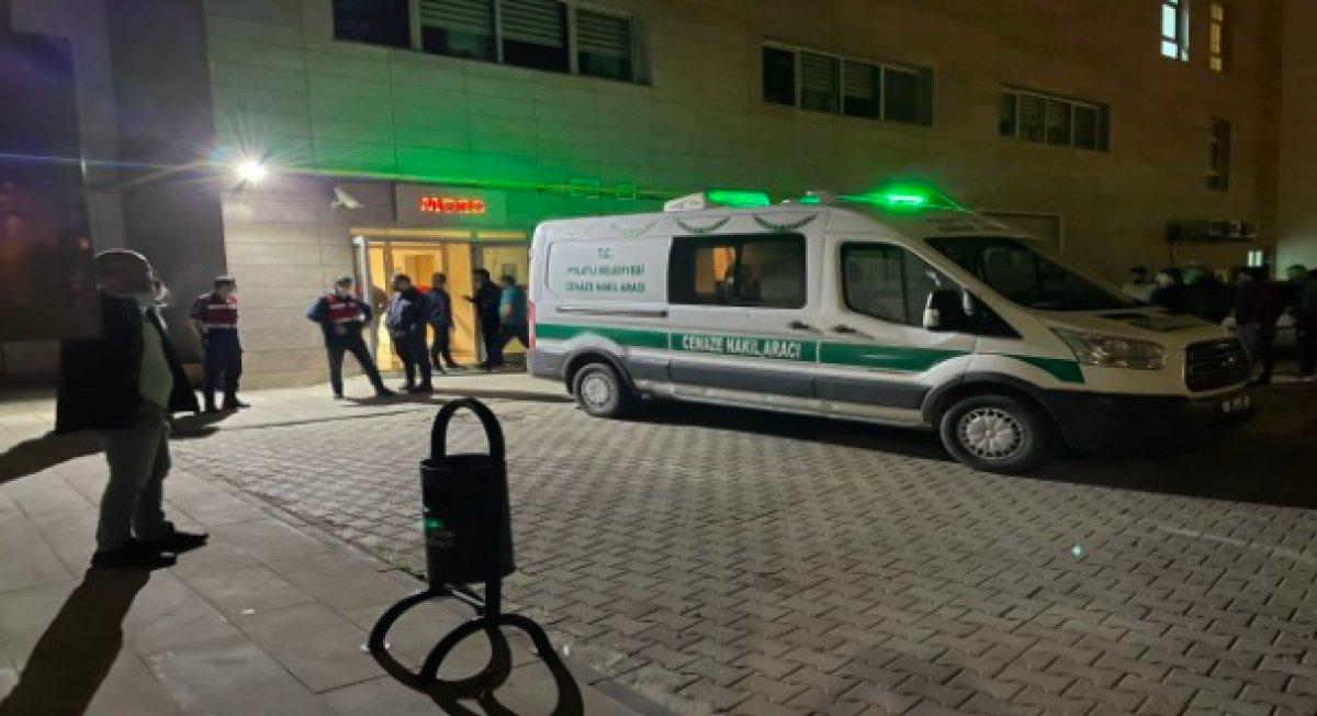 Ankara da yem haznesine düşen çocuk hayatını kaybetti #1