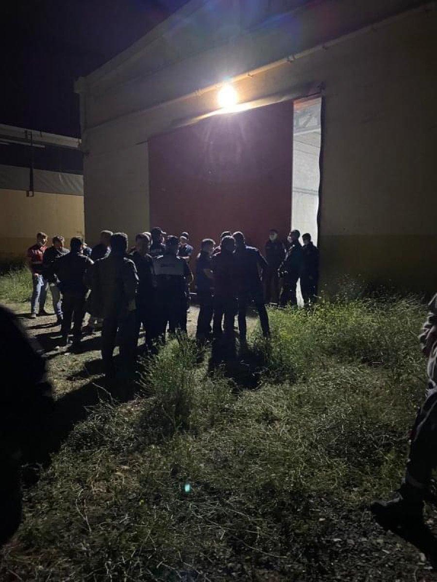 Ankara da yem haznesine düşen çocuk hayatını kaybetti #2
