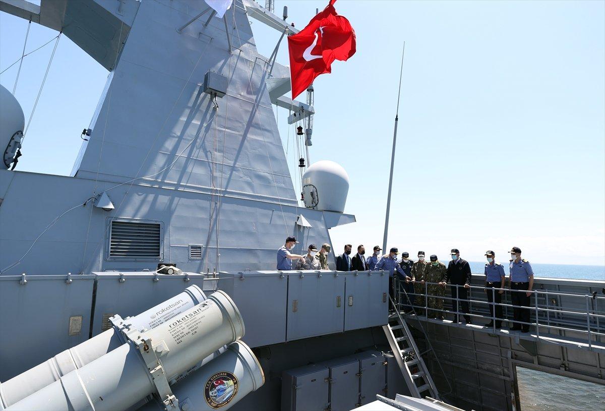 Cumhurbaşkanı Erdoğan dan  Atmaca  paylaşımı #1