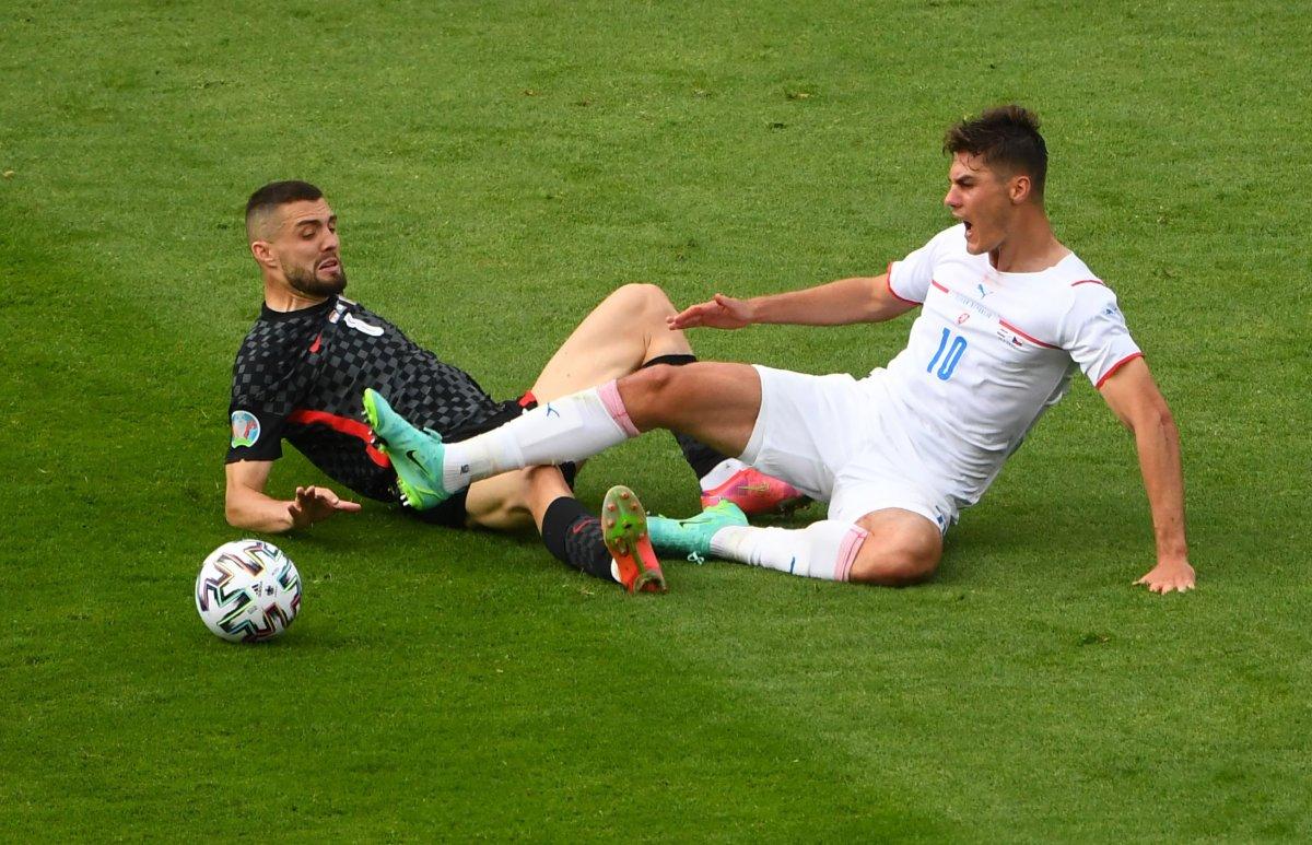 Hırvatistan ile Çekya yenişemedi #1