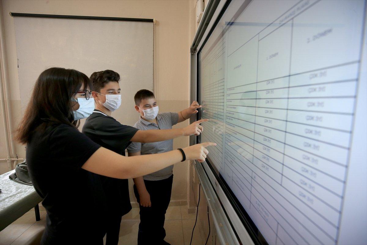 18 milyon öğrencinin dijital karneleri erişime açıldı #5