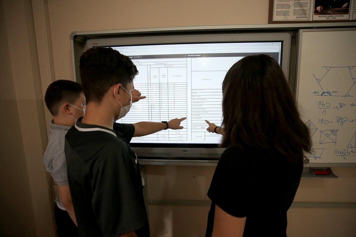 18 milyon öğrencinin dijital karneleri erişime açıldı #3