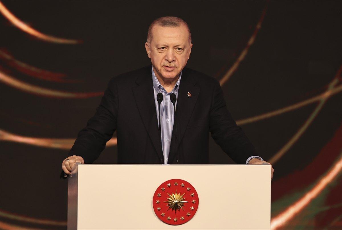 Cumhurbaşkanı Erdoğan: Yerli aşımızı tüm insanlıkla paylaşacağız #1
