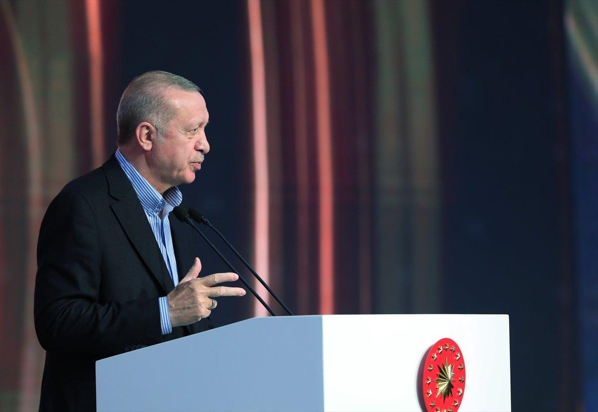 Cumhurbaşkanı Erdoğan: Yerli aşımızı tüm insanlıkla paylaşacağız #2