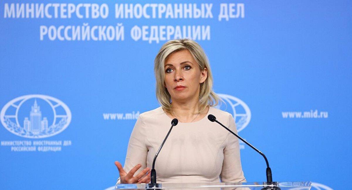 Zaharova, Rus gazetecilerin Biden ın basın toplantısına alınmamasını değerlendirdi #1
