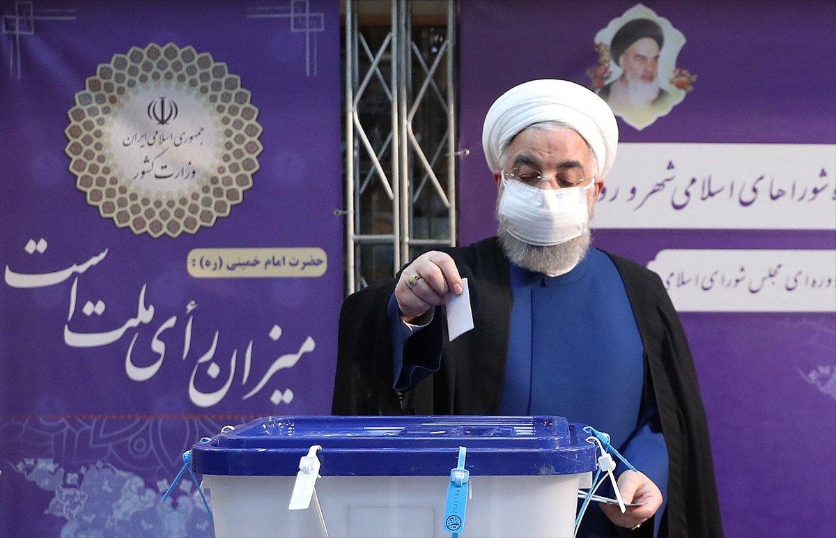 İran da Cumhurbaşkanlığı seçimi heyecanı #9