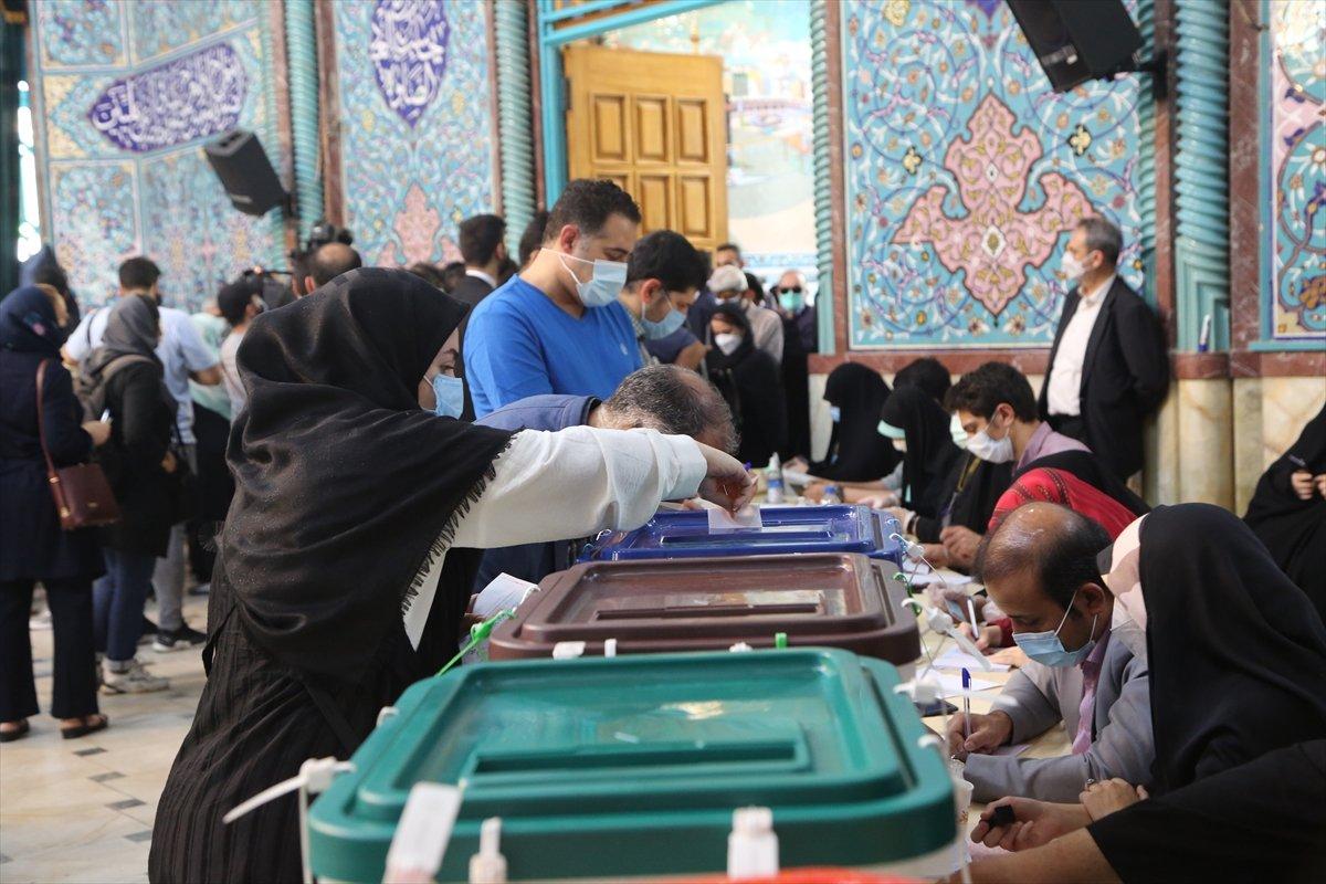 İran da Cumhurbaşkanlığı seçimi heyecanı #11