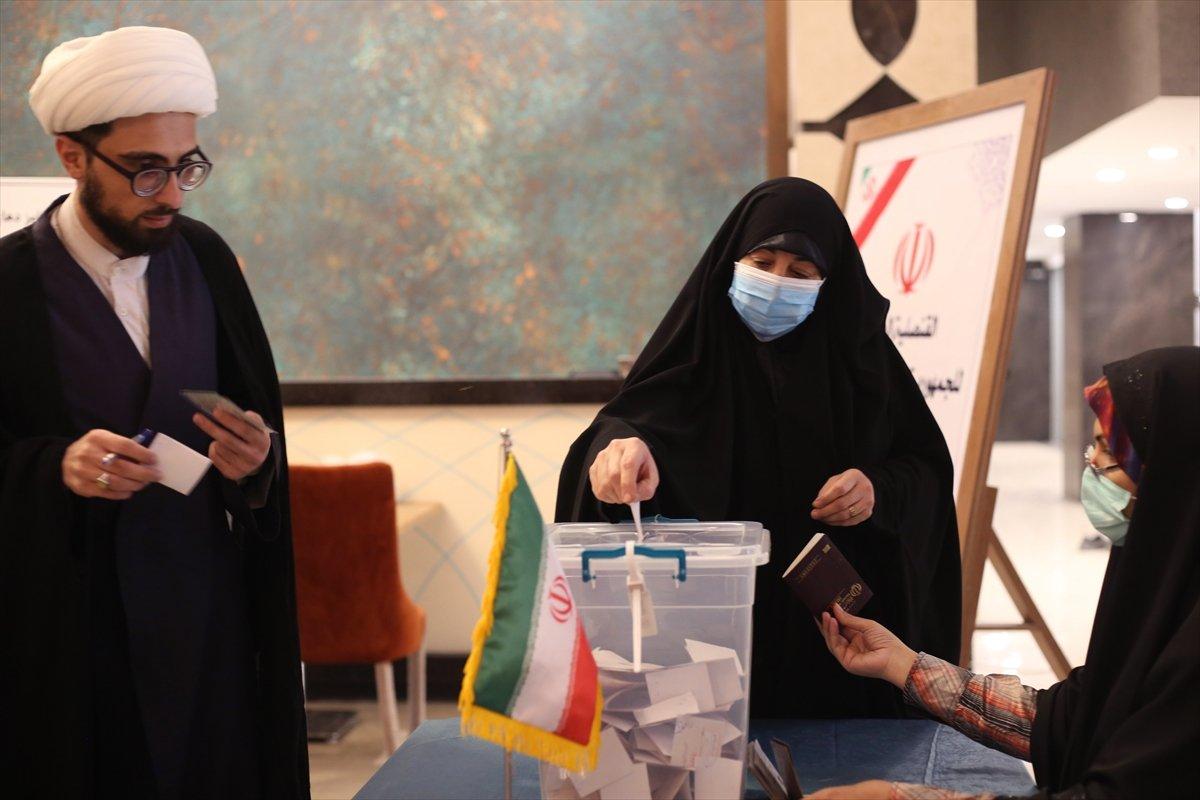 İran da Cumhurbaşkanlığı seçimi heyecanı #7